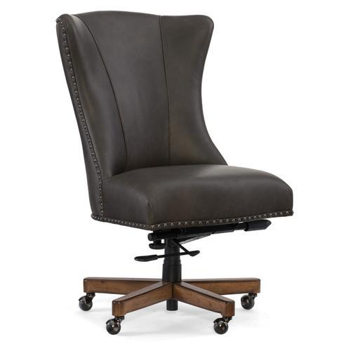 Hooker Furniture - Lynn Executive Swivel Tilt Chair