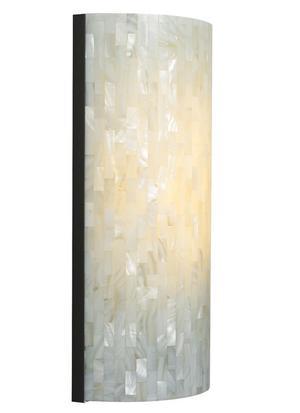 White Playa Flush Wall Product Image