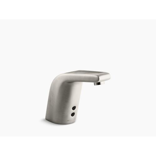 Vibrant Stainless Touchless Faucet With Insight Technology, Dc-powered