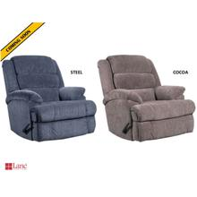 See Details - 4502-190 PARKS Wallsaver Recliner in Cocoa