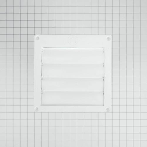 Dryer Louvered Vent - Other
