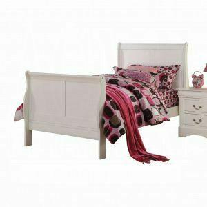 ACME Louis Philippe III Twin Bed - 24515T - White