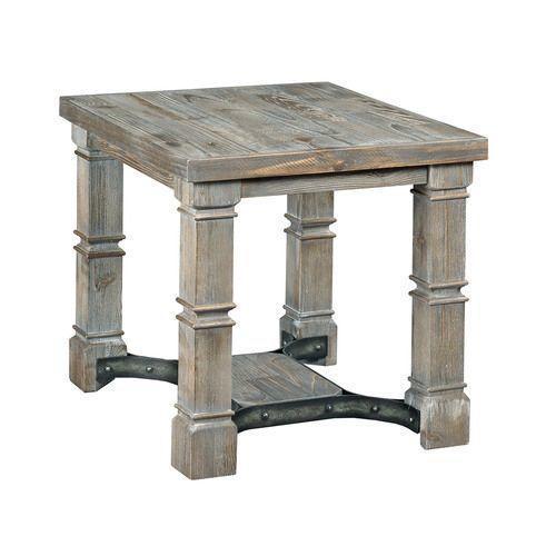 Cheyenne Rectangular End Table