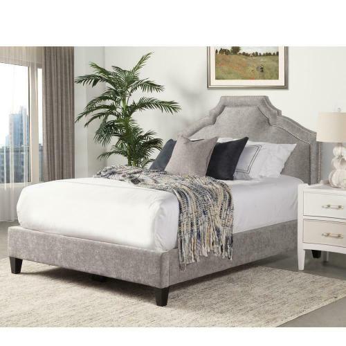CASEY - SHIMMER Queen Bed 5/0