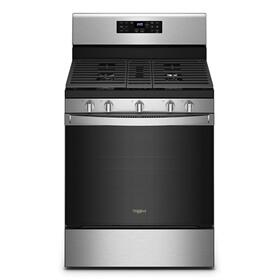 5.0 Cu. Ft. Whirlpool® Gas 5-in-1 Air Fry Oven