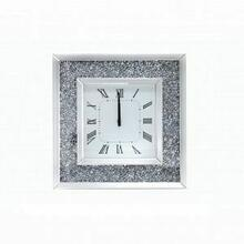 ACME Noralie Wall Clock - 97395 - Mirrored