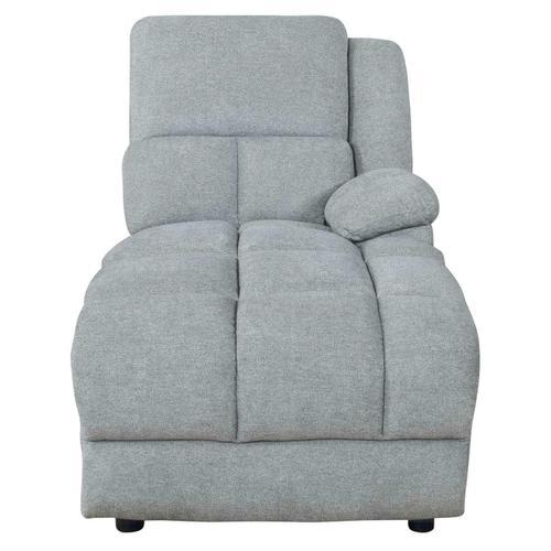 Coaster - Raf Power Chaise