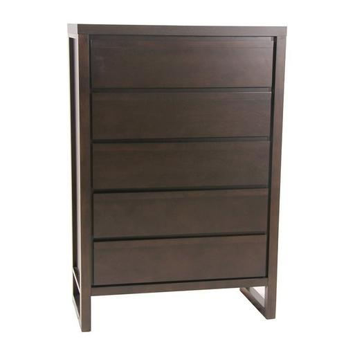 Chest - Dark Chocolate Finish