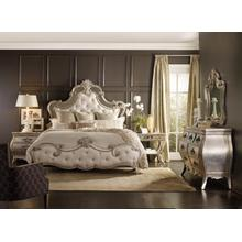 See Details - Sanctuary Shaped Mirror