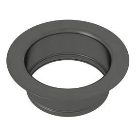 Black Stainless Steel Disposal Flange