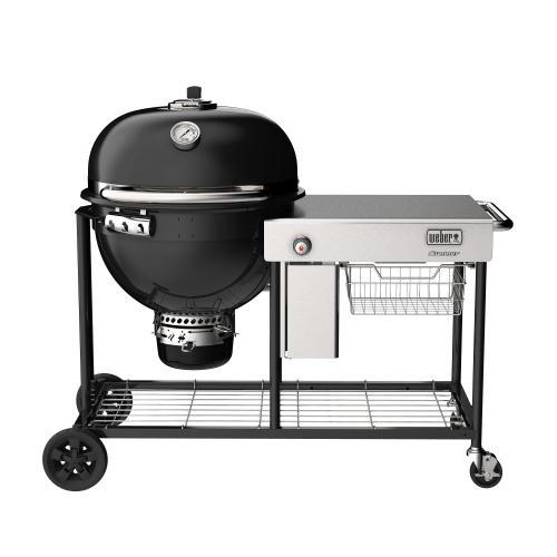 Weber - Summit® Kamado S6 Charcoal Grill - 24 Inch Black