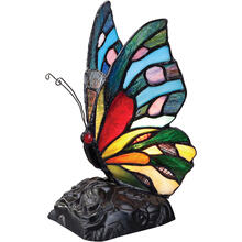 Rainbow Butterfly Table Lamp in Other