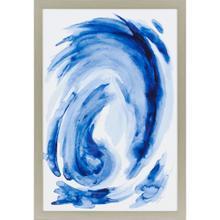 Blue Swirl I