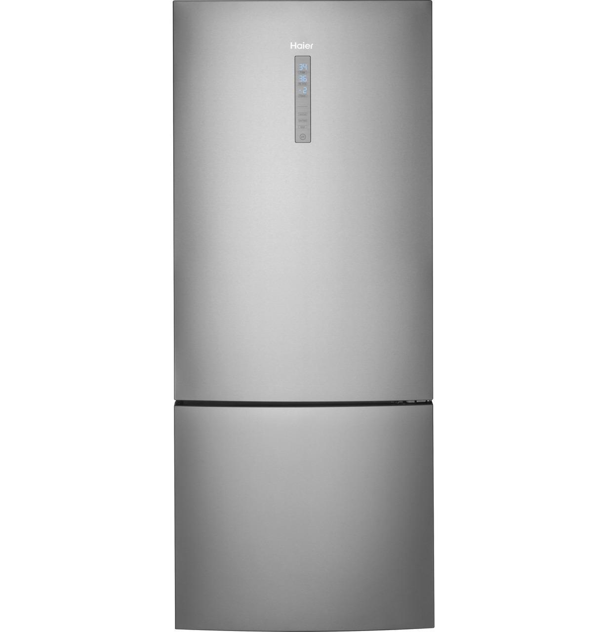 Haier15 Cu. Ft. Bottom Freezer Refrigerator