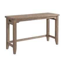 See Details - Highland Sofa Bar Table