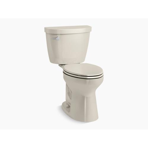 Kohler - Sandbar Two-piece Elongated 1.28 Gpf Chair Height Toilet