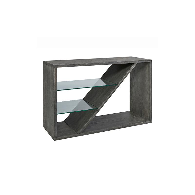 Sofa/Console Table - Weathered Slate Finish
