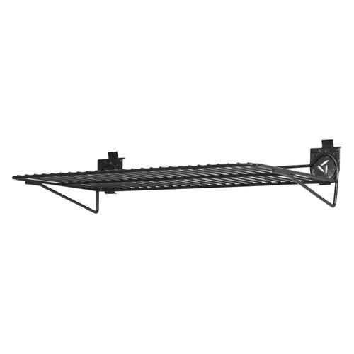 "24"" Wire Shelf (4-Pack) Granite"