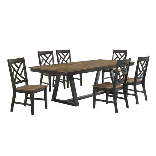 Harper Trestle Table