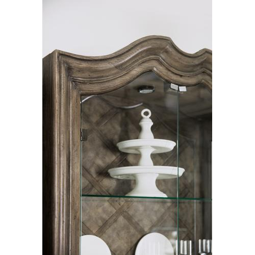 Hooker Furniture - Woodlands Display Cabinet