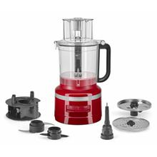 See Details - 13-Cup Food Processor - Empire Red