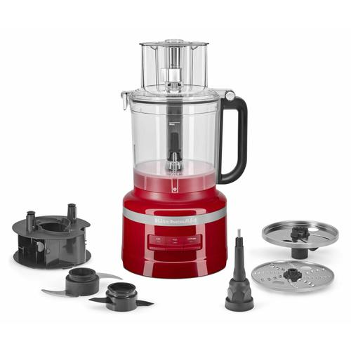 Gallery - 13-Cup Food Processor - Empire Red