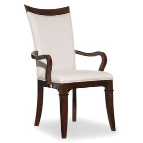 Dining Room Palisade Upholstered Arm Chair - 2 per carton/price ea