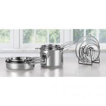 See Details - Cuisinart® Smartnest Stainless Steel 11 Piece Set