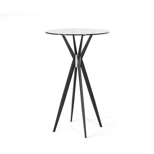 VIG Furniture - Modrest Kaitlyn - Modern Black Bar Table