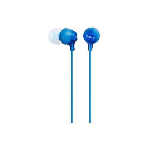 Gallery - Wired In-ear Headphones - Blue