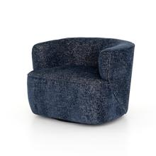Comal Azure Cover Mila Swivel Chair