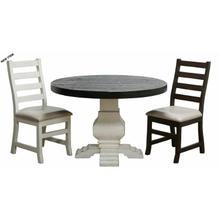 See Details - 4 Ft Round Table