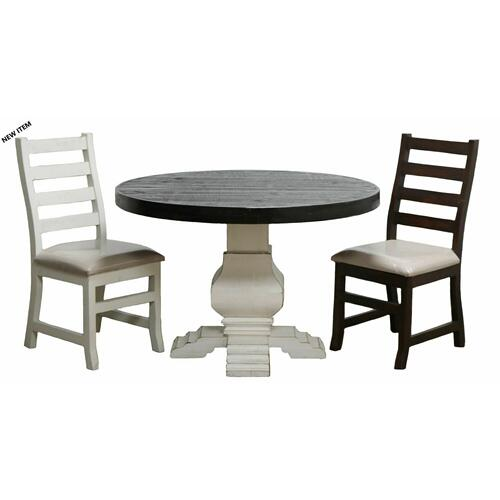 Million Dollar Rustic - 4 Ft Round Table