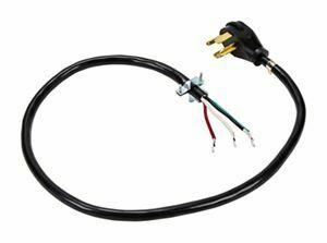 AmanaElectric Dryer Power Cord - Other