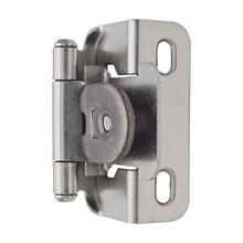 See Details - Self-closing, Single Demountable, Partial Wrap 1/2 In (13 Mm) Overlay hinge
