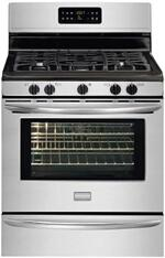 Frigidaire DGGF3042KF Gas Ranges 30&quote; Free Standing Gas Range Frigidaire Gallery 30&quote; Freestanding Gas Range
