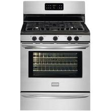 "Frigidaire Gallery 30"" Freestanding Gas Range (This is a Stock Photo, actual unit (s) appearance may contain cosmetic blemishes. Please call store if you would like actual pictures). This unit carries our 6 month warranty, MANUFACTURER WARRANTY and REBATE NOT VALID with this item. ISI 34700"