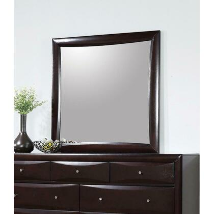 See Details - Phoenix Transitional Deep Cappuccino Mirror