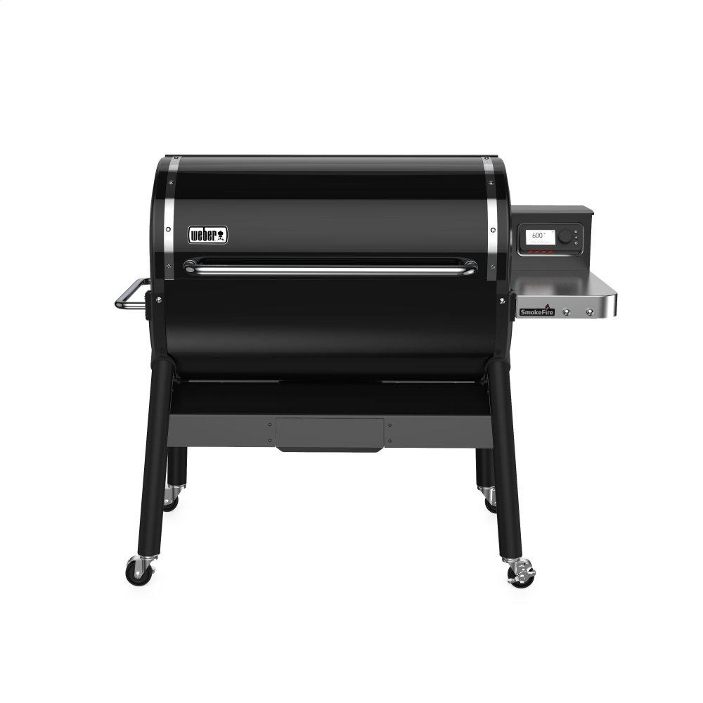 Smokefire EX6 Wood Pellet Grill - Black