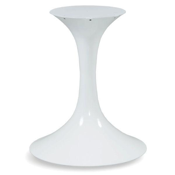 Trumpet Metal Dining Table Base