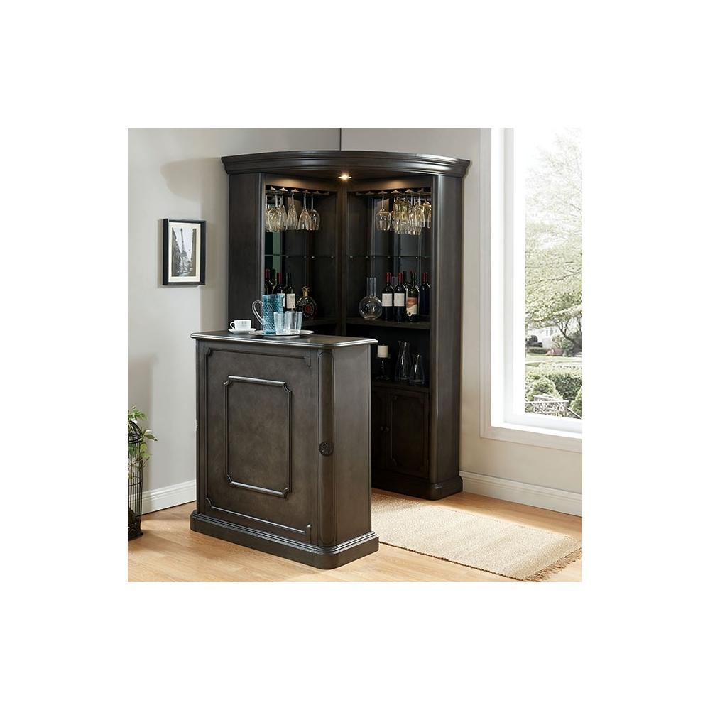 Curio Cabinet Voltaire
