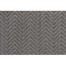 Lustrous Chevron Chvr Battleship Broadloom Carpet