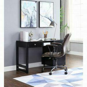 ACME Kaniel Desk (Convertible) - 92830 - Black