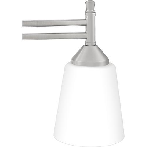 Quoizel - Billingsley Bath Light in Brushed Nickel