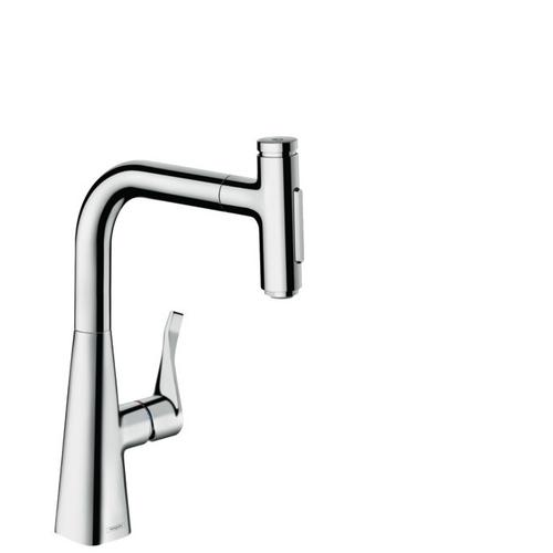 Chrome Prep Kitchen Faucet, 2-Spray Pull-Out with sBox, 1.75 GPM