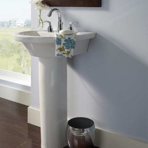 American Standard - Tropic Petite 21-inch Pedestal Sink  American Standard - White