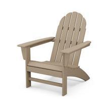 View Product - Vineyard Adirondack Chair in Vintage Sahara