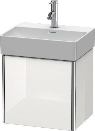 Product Image - Vanity Unit Wall-mounted, White High Gloss (lacquer)