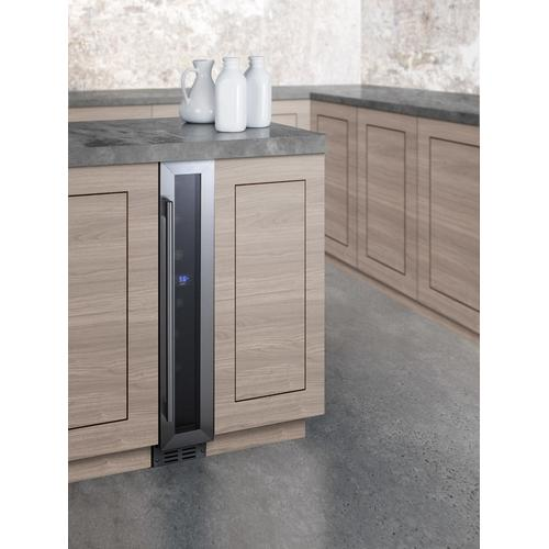 """Product Image - 6"""" Wide Built-in Wine Cellar"""