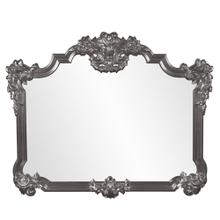 View Product - Avondale Mirror - Glossy Charcoal